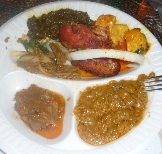 Chutny Restaurant, August 2011