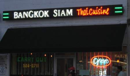Bangkok Siam